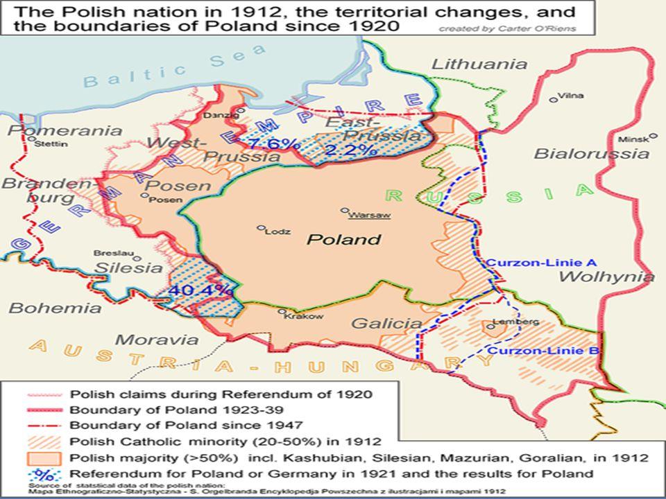Polsko - historie  Po pádu režimu na konci 80.