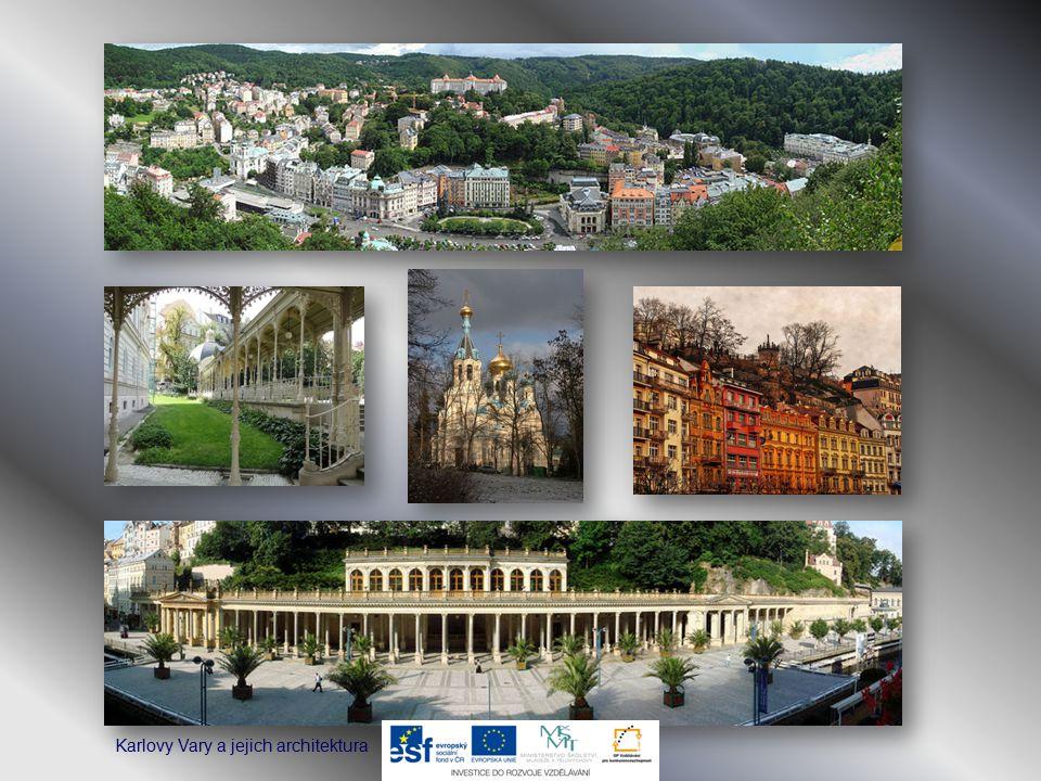 Karlovy Vary a jejich architektura