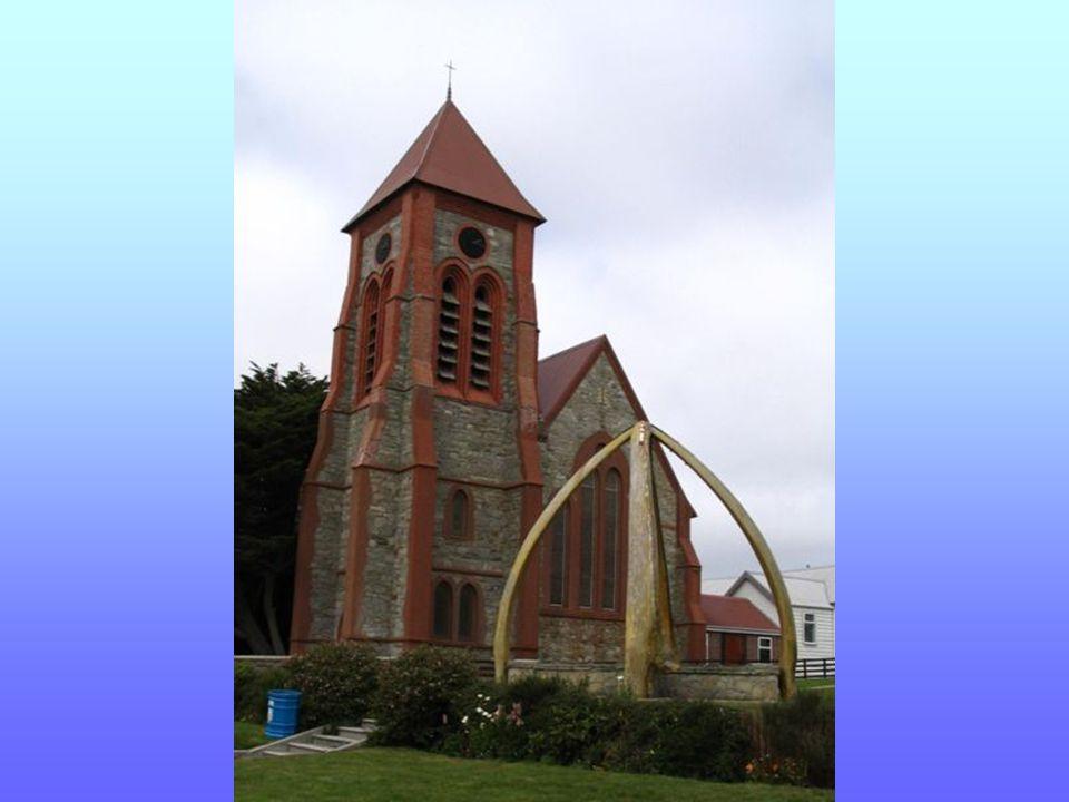 Kostel Port Stanley