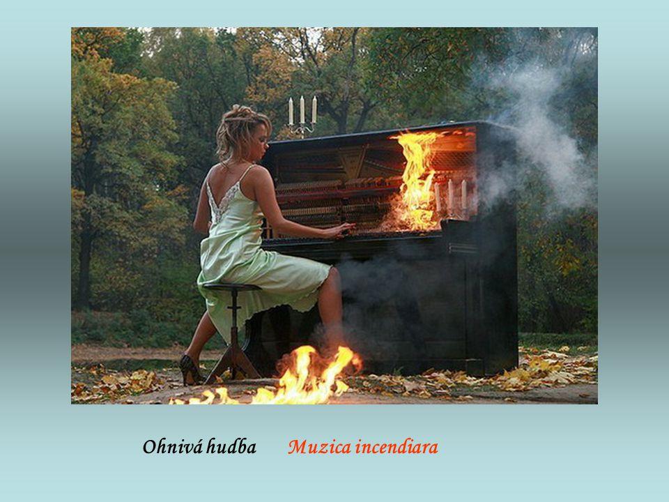 Ohnivá hudba Muzica incendiara