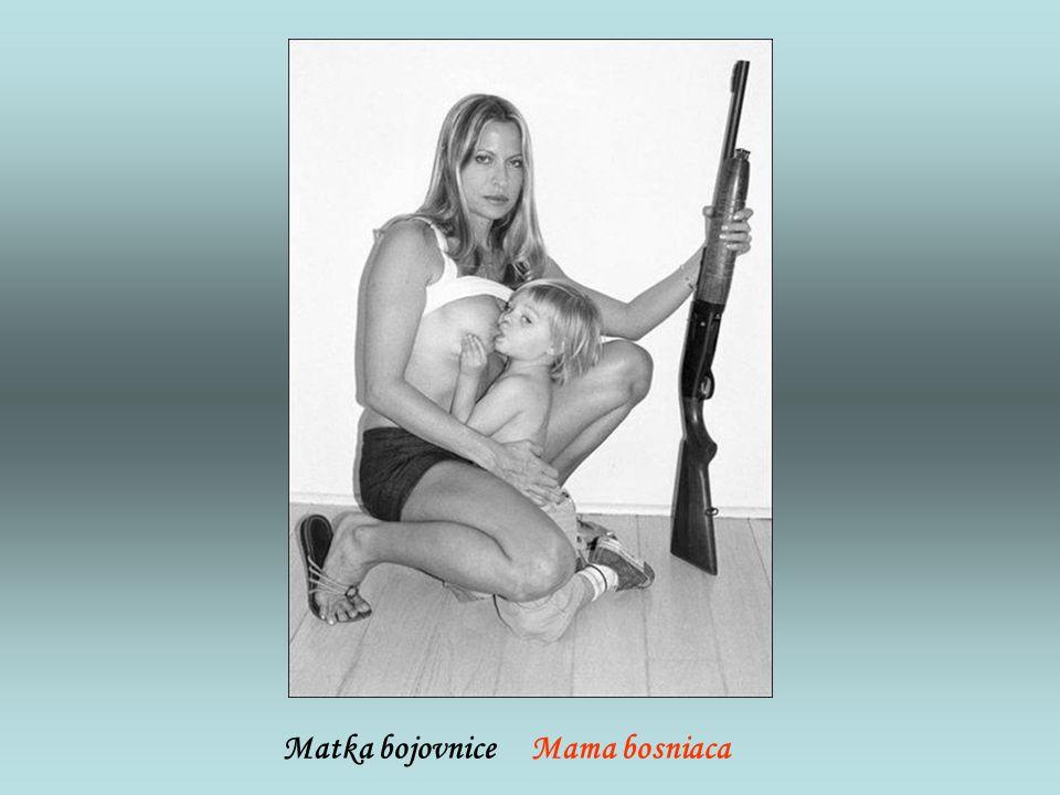 Matka bojovnice Mama bosniaca