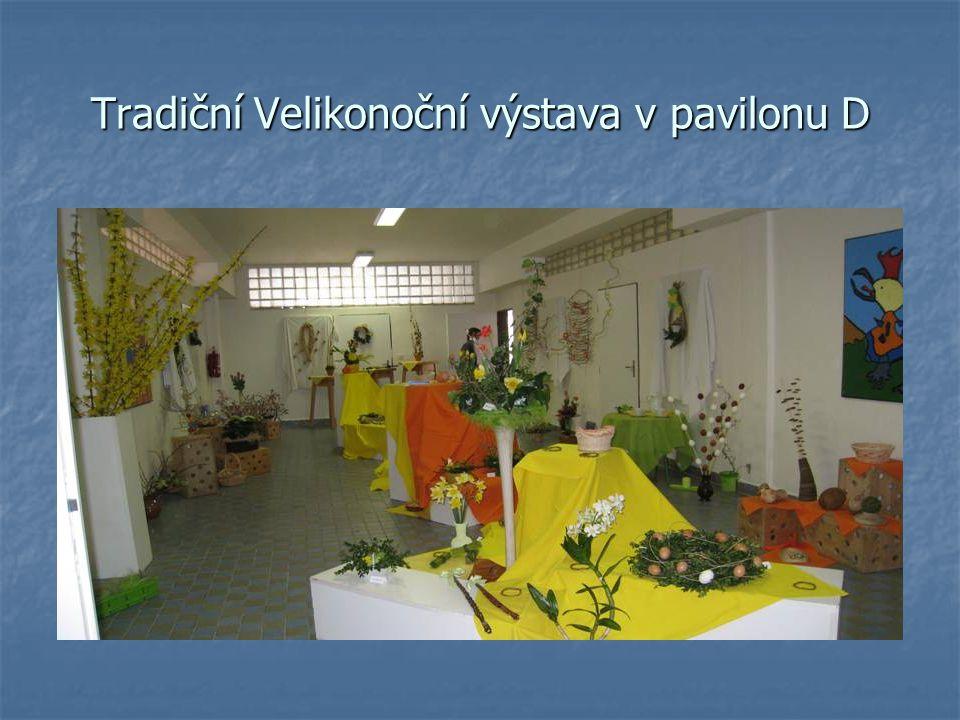 Tradiční Velikonoční výstava v pavilonu D
