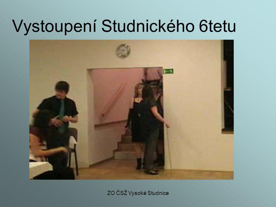 ZO ČSŽ Vysoké Studnice Co dodat závěrem.Čertovská zábava je naší poslední akcí v kalendářním roce.