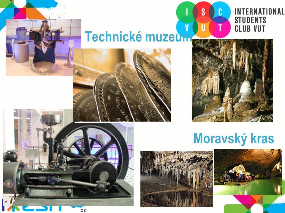 Technické muzeum Moravský kras