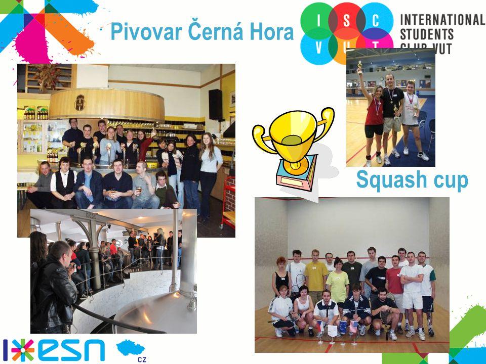 Pivovar Černá Hora Squash cup