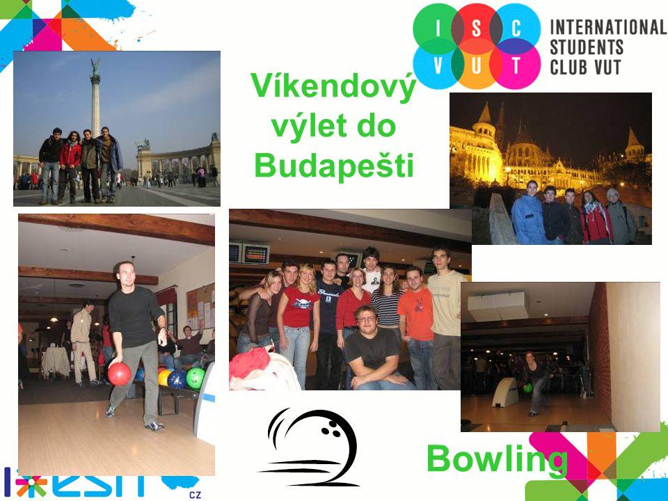Víkendový výlet do Budapešti Bowling