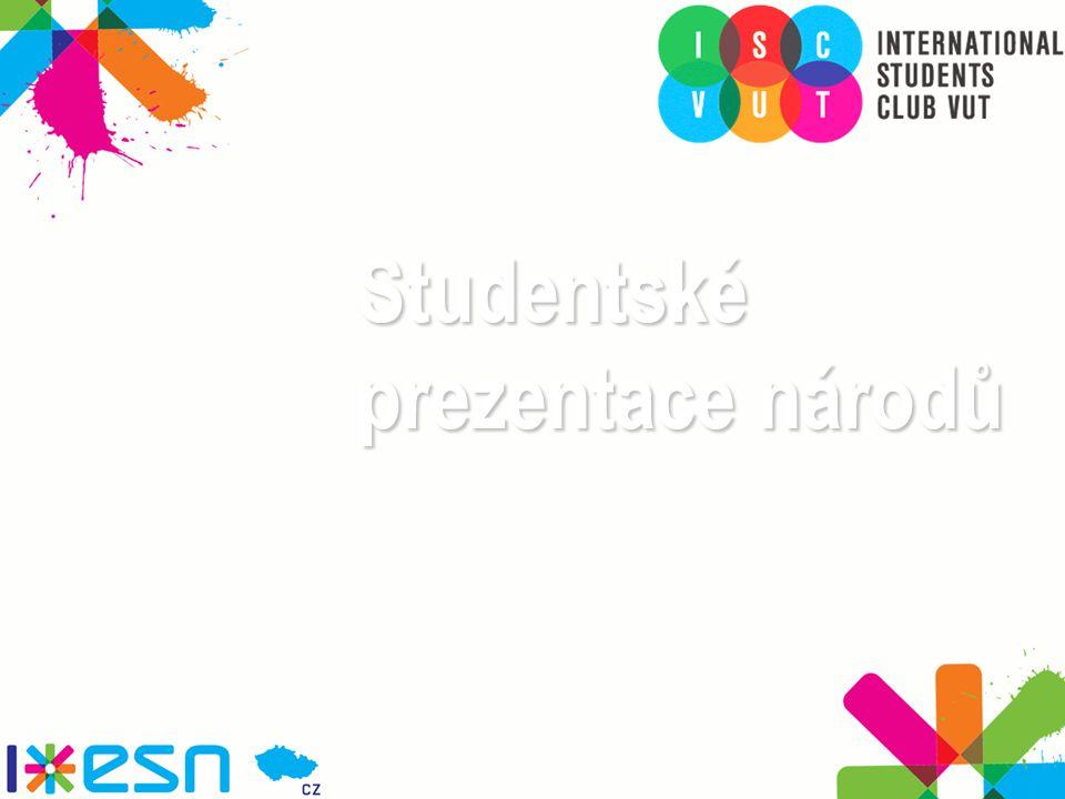 Studentské prezentace národů