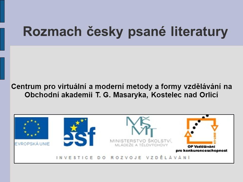 Česká světská lyrika navazuje na dvorskou milostnou lyriku 12.