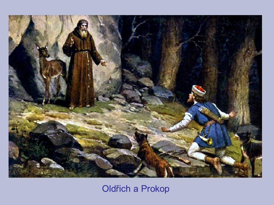 Oldřich a Prokop