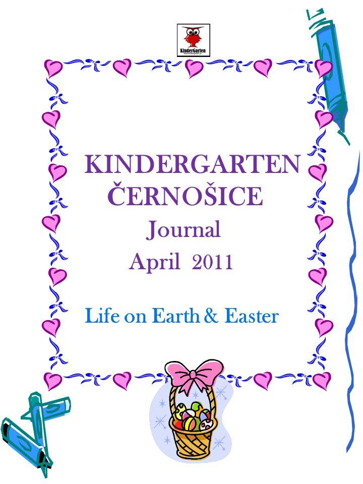Milí rodiče, měsíc duben se bude ve školce odehrávat ve znamení oslav Velikonoc, ale také Dne Země.