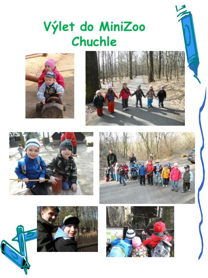 Výlet do MiniZoo Chuchle