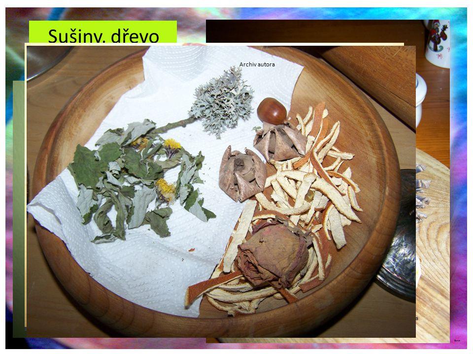 ©c.zuk Sušiny, dřevo Různé floristické sušiny Výborné pro náročnější dekorační předměty.