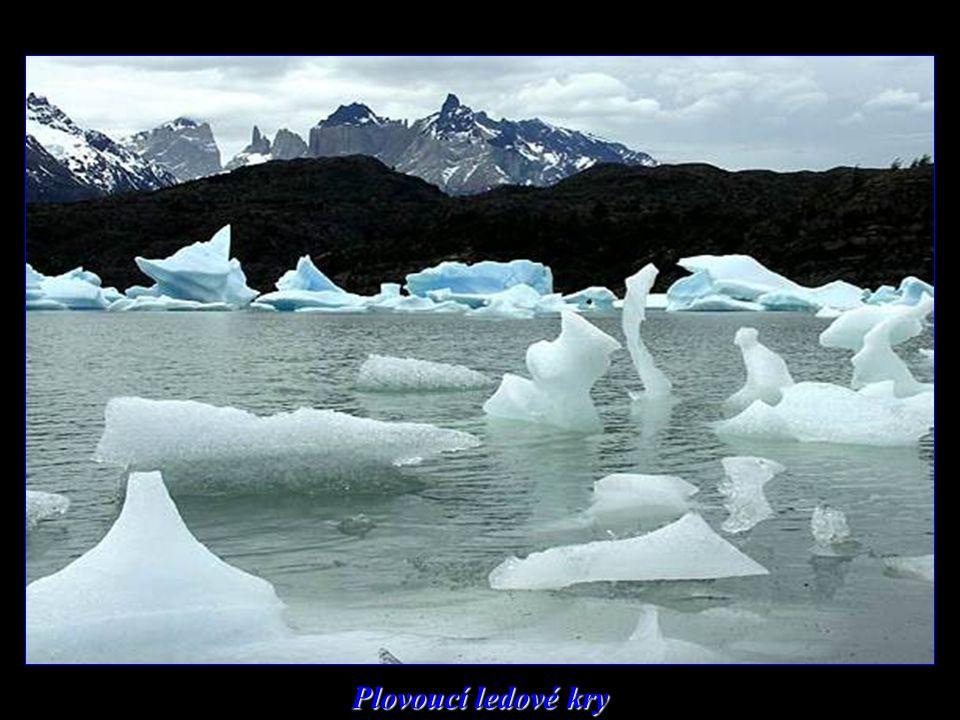 Upsalský ledovec - NP Glacier Upsalský ledovec - NP Glacier
