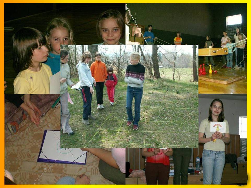 Zlatá lilie – Mazaskazi Wanča Během školního roku pořádáme schůzky každý týden – první týden v měsíci se koná oddílovka (schůzka celého oddílu) v páte
