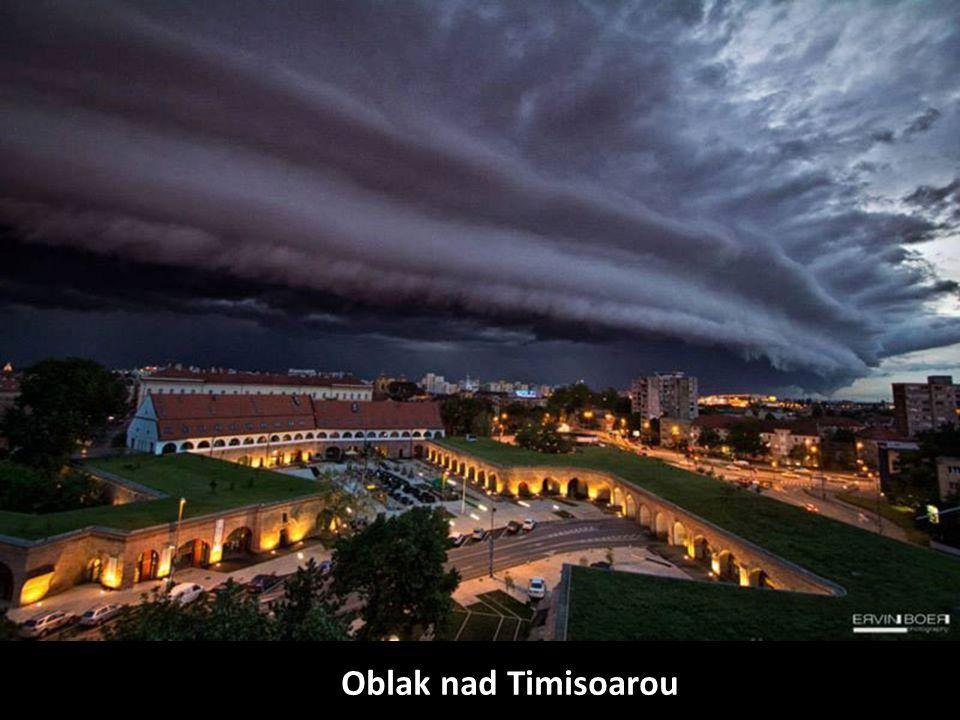Oblak nad Timisoarou