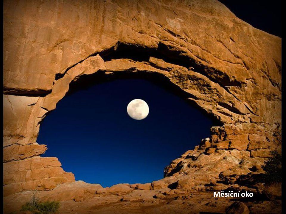 Měsíční oko