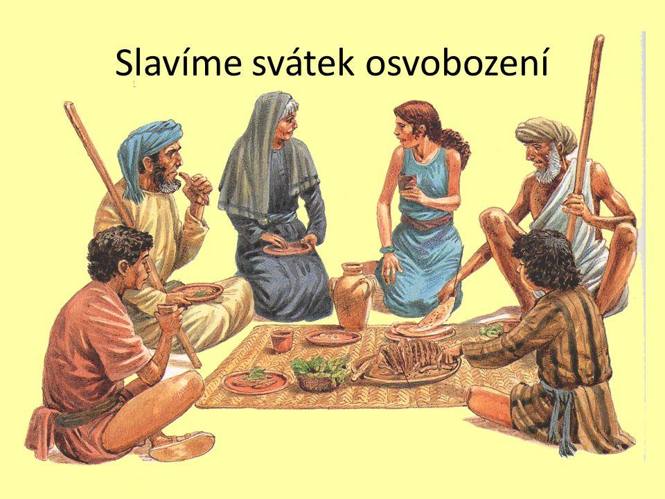Slavíme svátek osvobození
