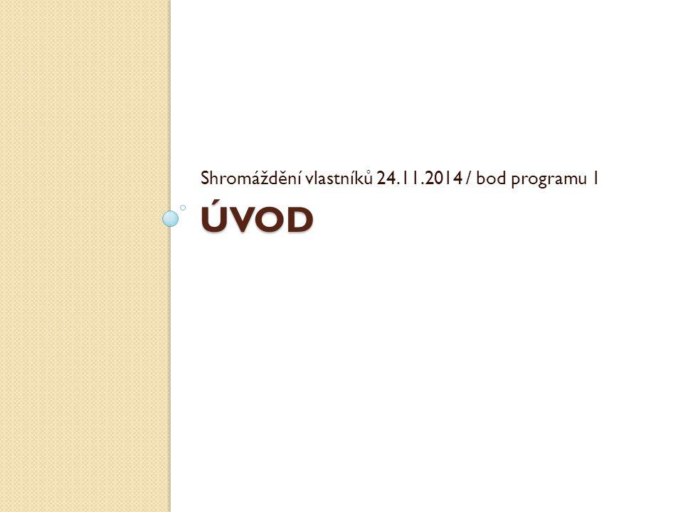 Zhodnocení hospodaření za rok 2014 ROK 2014: Průběžný stav financí - do 31.10.2014 Běžný účet č.