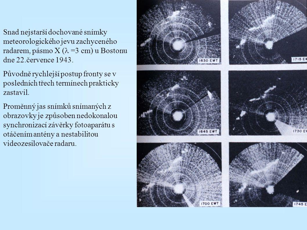 """Radar SCR-584 r.1944 Radar zjevně původně konstruován pro řízení protiletadlové palby. Podobnost s radarem RMS-1 Meteor, výroba SSSR 60.léta """"čistě ná"""