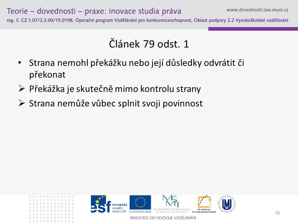 36 Článek 79 odst.