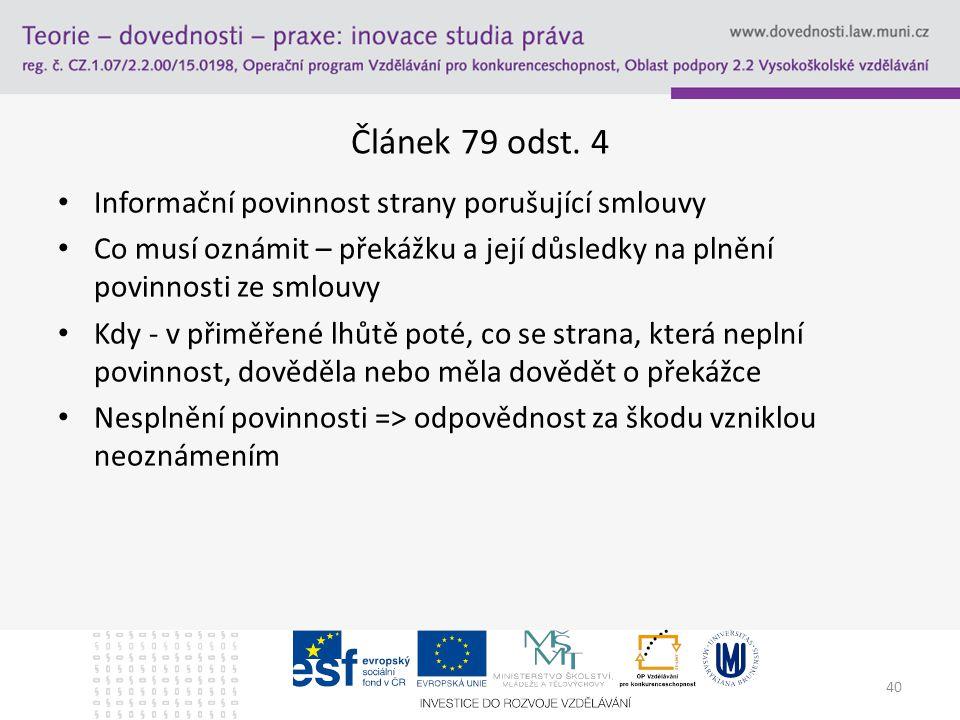 40 Článek 79 odst.