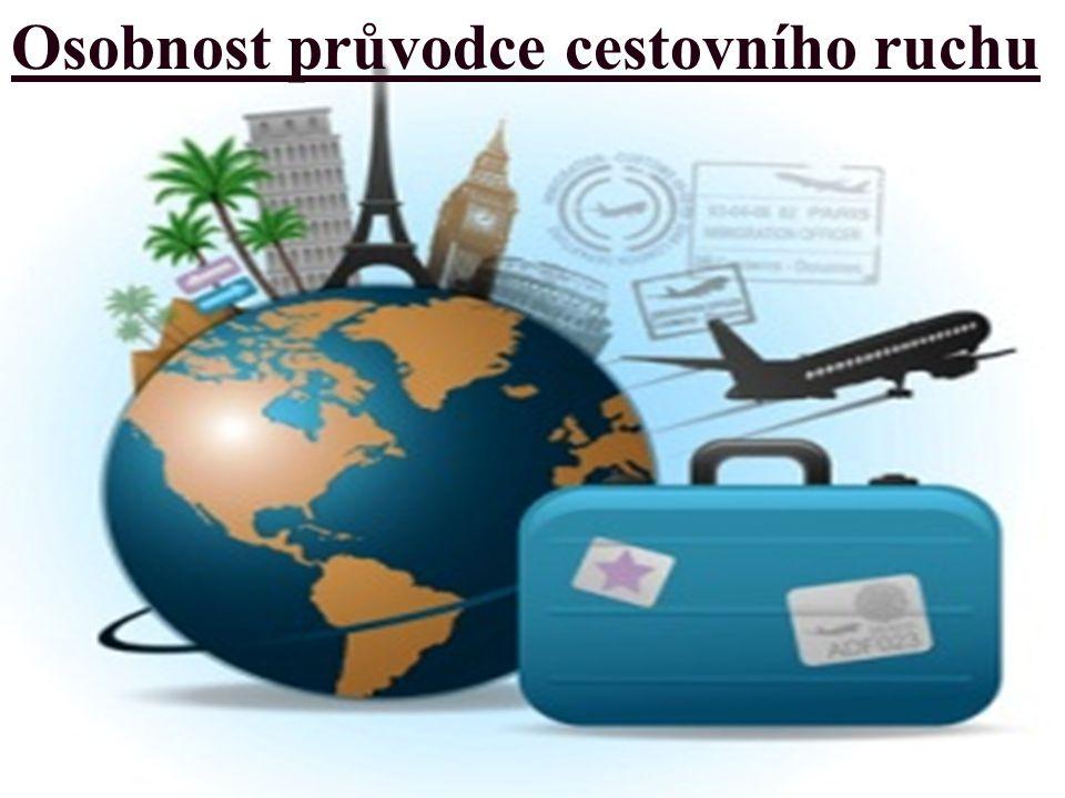 Nedílnou součástí organizovaného cestovního ruchu (CR).