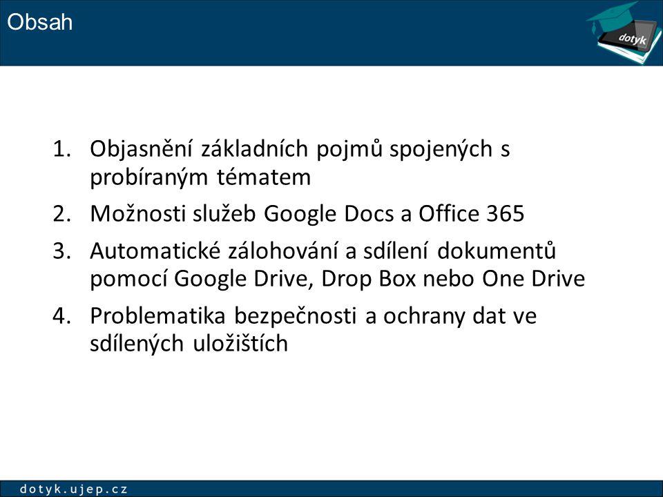 Automatické zálohování dat - DropBox 3.