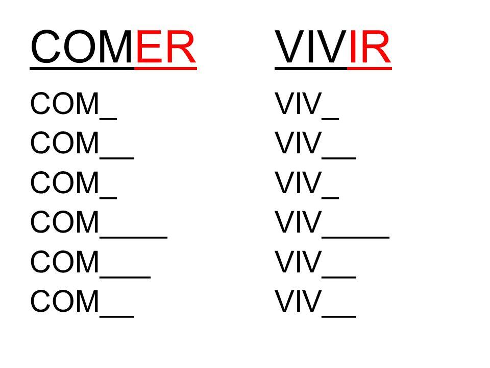 COMERVIVIR COM_VIV_ COM__VIV__ COM_VIV_ COM____VIV____ COM___VIV__ COM__VIV__