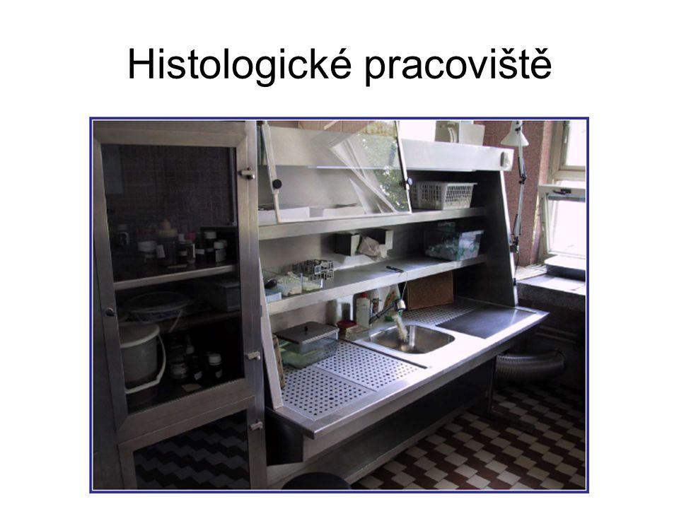 Histologické pracoviště