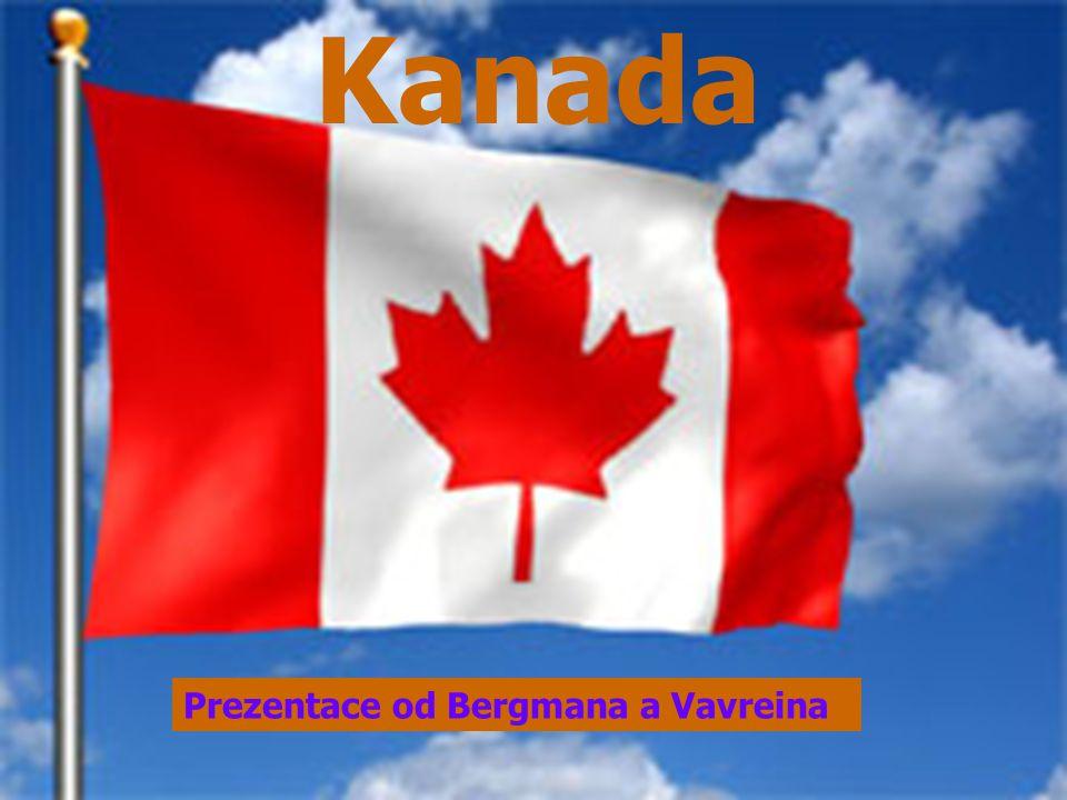 Kanada Prezentace od Bergmana a Vavreina