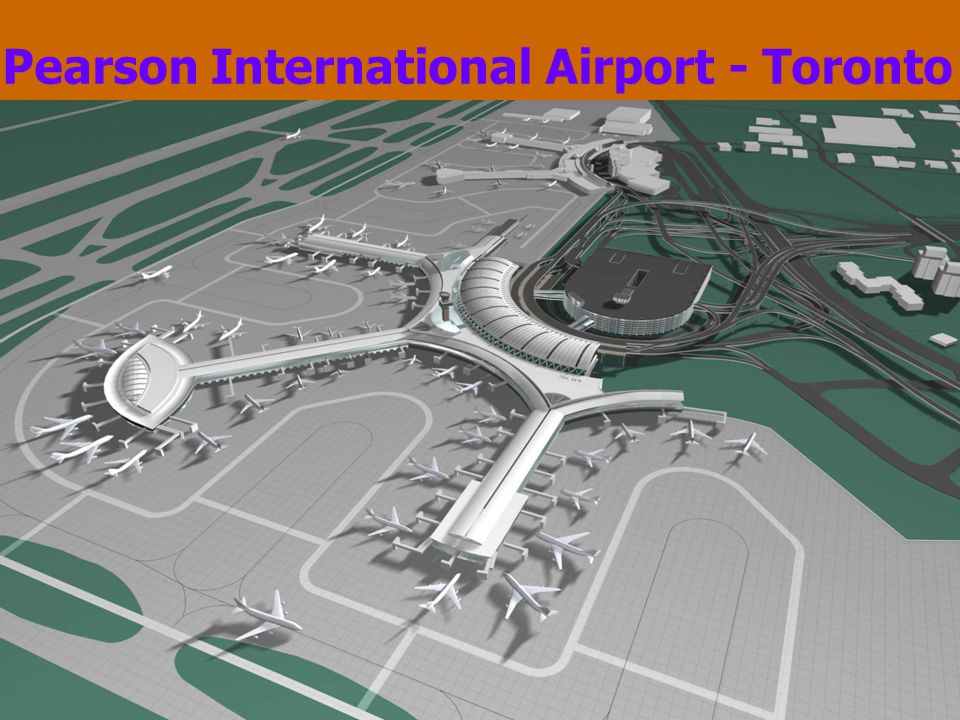 Pearson International Airport - Toronto