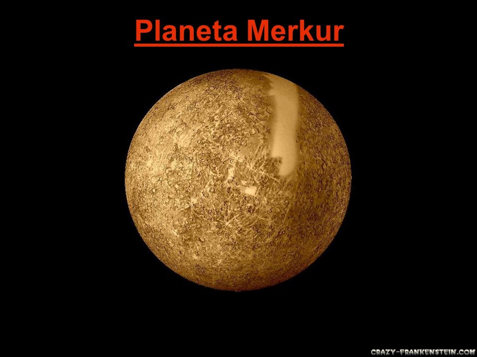 Planeta Merkur