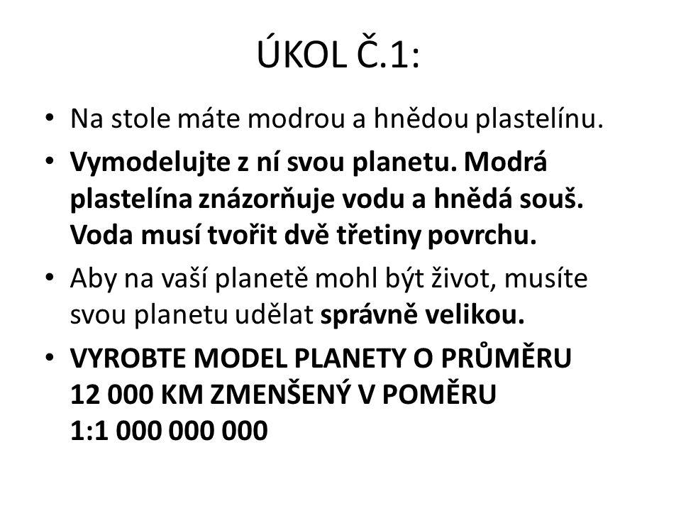 POVEDLO SE.MÁTE KULIČKU O PRŮMĚRU ASI 1,2 CM. TVOŘÍ 2/3 POVRCHU VODA.
