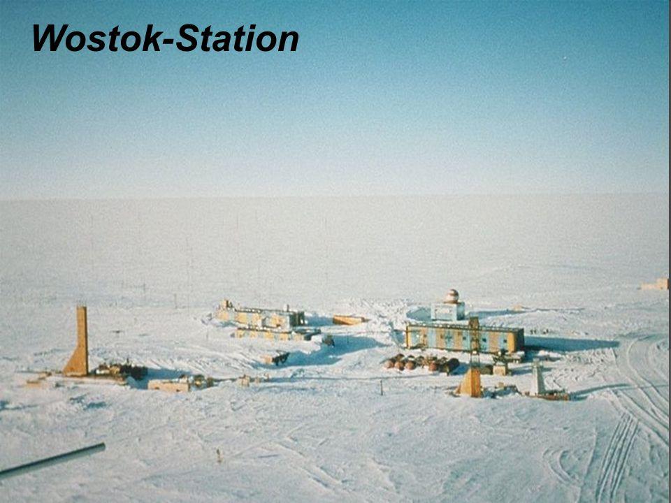 Wostok-Station