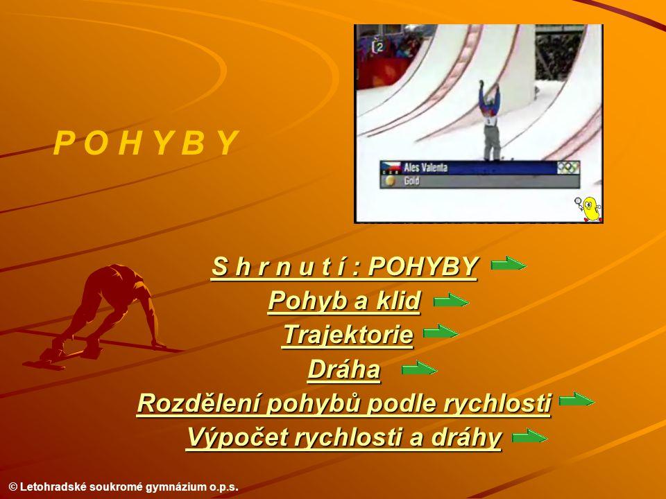 © Letohradské soukromé gymnázium o.p.s.1.