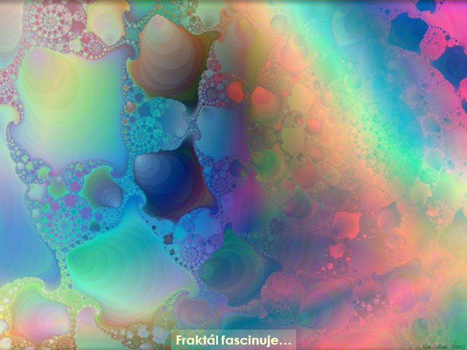 Fraktální vzory jsou nejen krásné, ale také mají mnoho praktických aplikací, jako je atmosférická fyzika