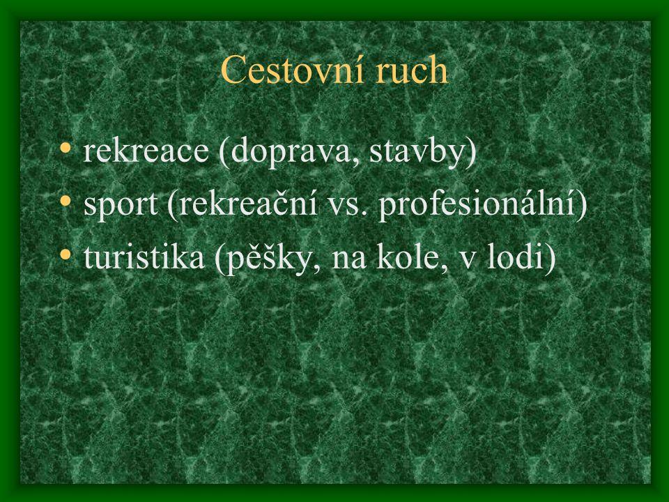 Chráněná území příroda a krajinný ráz zákon č.114/1992 Sb.