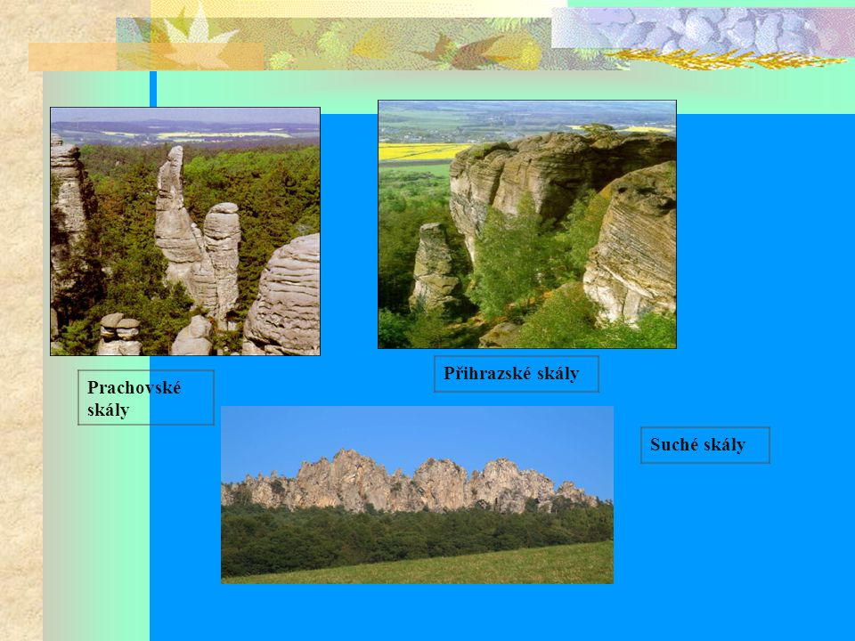Rybníky Nepřehlédnutelné jsou také některé rybníky, jako například Věžický rybník a Vidlák pod Troskami, nebo Jinolické rybníky, Komárovský a Drhlensk