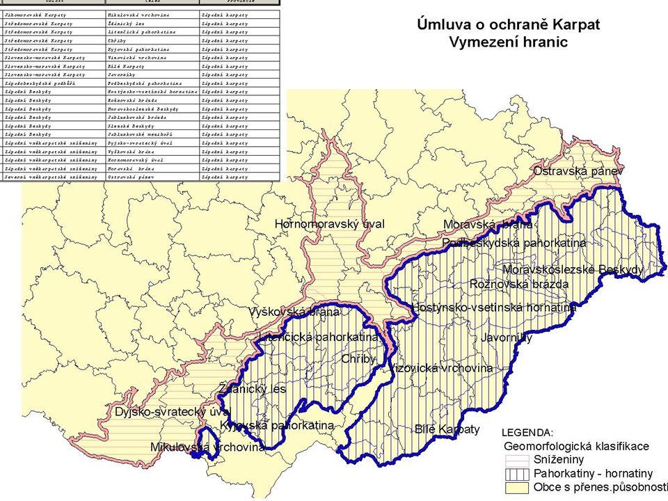 ZÁKLADNÍ DATA Úmluva vystavena k podpisu na Ministerské konferenci v Kyjevě dne 22.