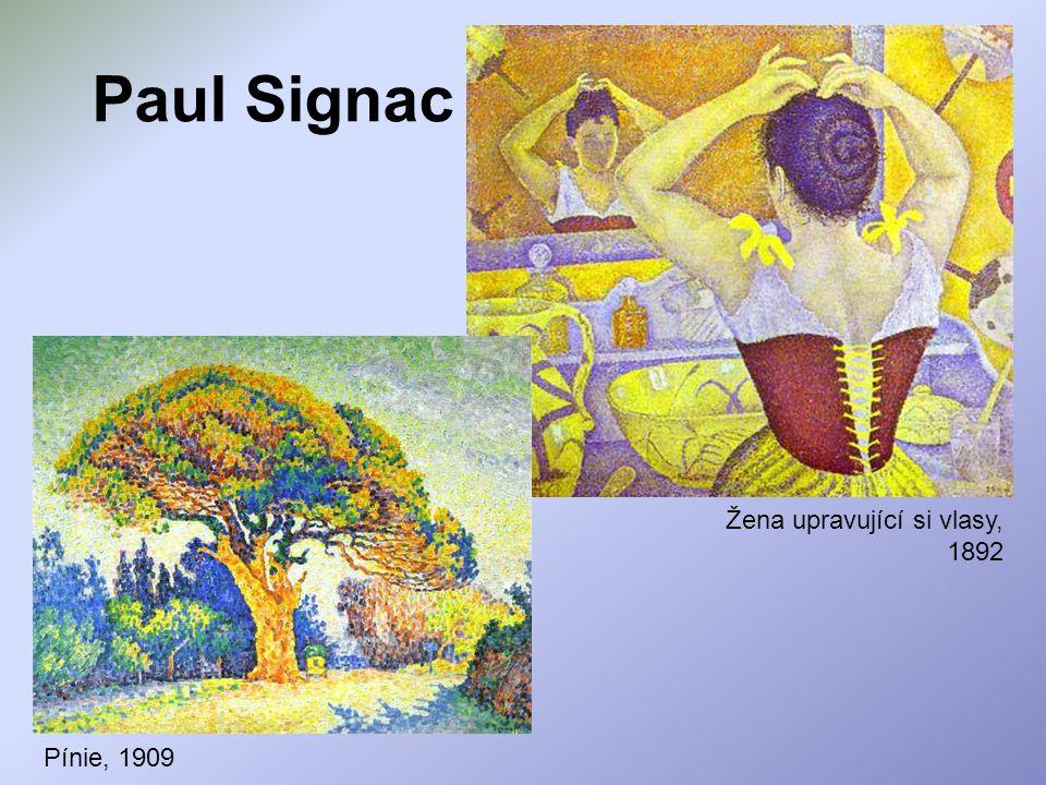 Postimpresionismus (1880-1920, Francie) I když postimpresionističtí umělci často vystavovali společně, nebyli sdruženi v žádném společenství a neměli na rozdíl od impresionistů přesně stanovené podmínky či pravidla tvorby.