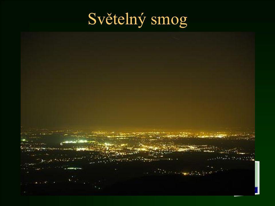 Životní prostředí v Česku Podrobnější pohled − 70. léta − Registr zdrojů znečišťování ovzduší