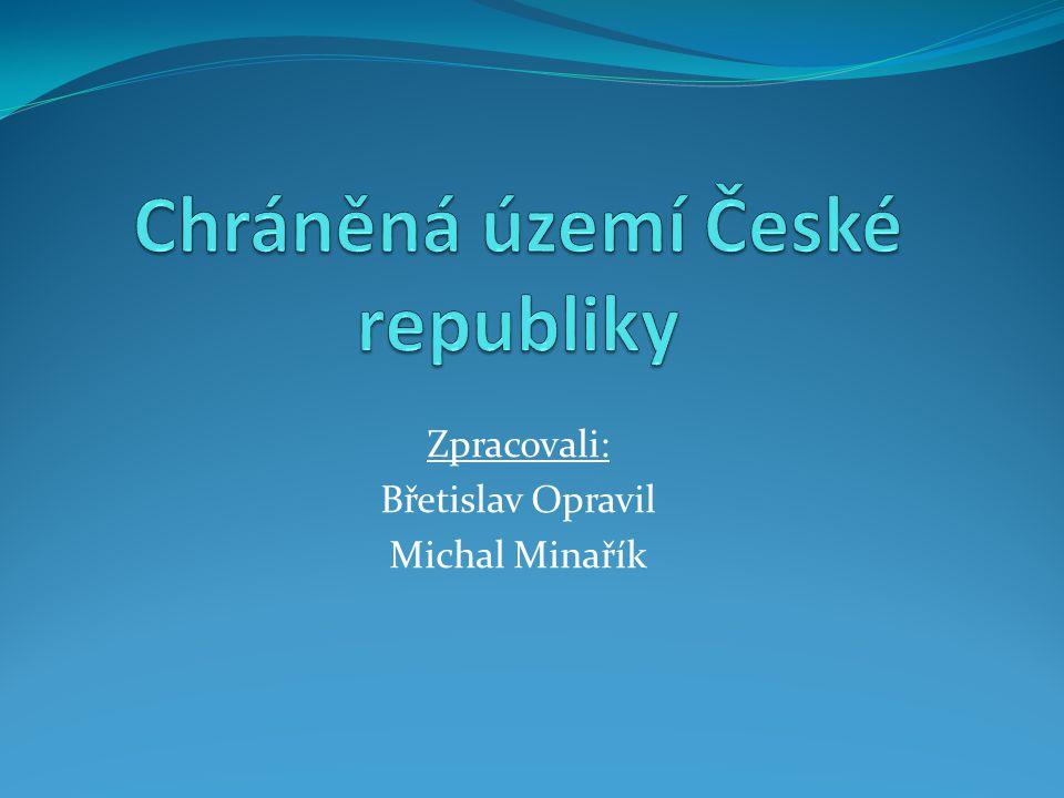 Zpracovali: Břetislav Opravil Michal Minařík