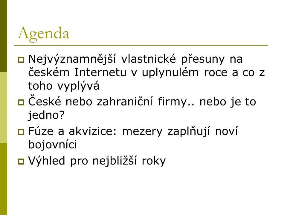 Kde leží na českém Internetu peníze.