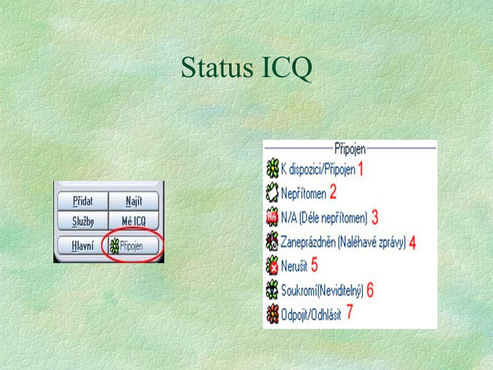 Status ICQ