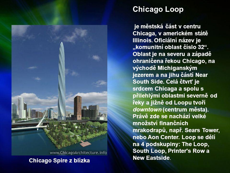 Chicago Loop je městská část v centru Chicaga, v americkém státě Illinois.