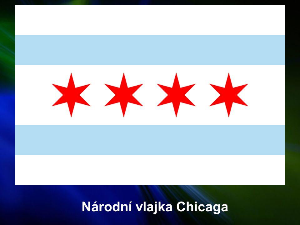 Národní vlajka Chicaga
