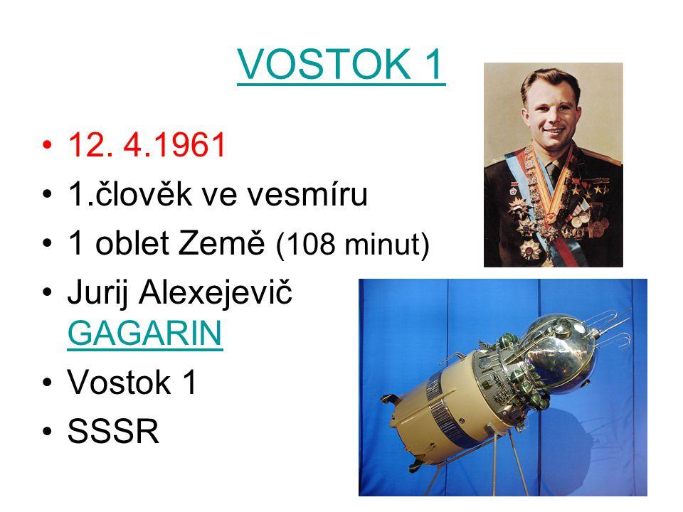 VOSTOK 1 12.