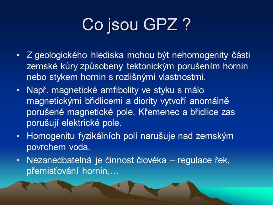 Co jsou GPZ .