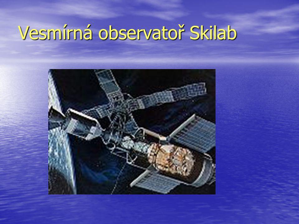 Vesmírná observatoř Skilab