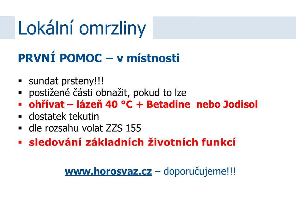 www.perun.cz Omrzliny